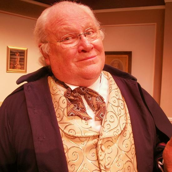 Sixth Doctor actor Colin Baker is to star as Walter Hartright, the lead character in a new adaptation of The Woman In White, which will run at the Lichfield ... - Colin-Baker