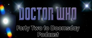 42 to Doomsday Podcast Logo