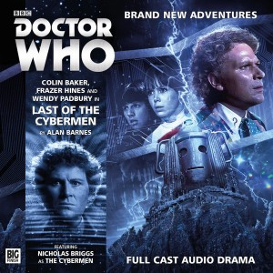 Last of the Cybermen cover