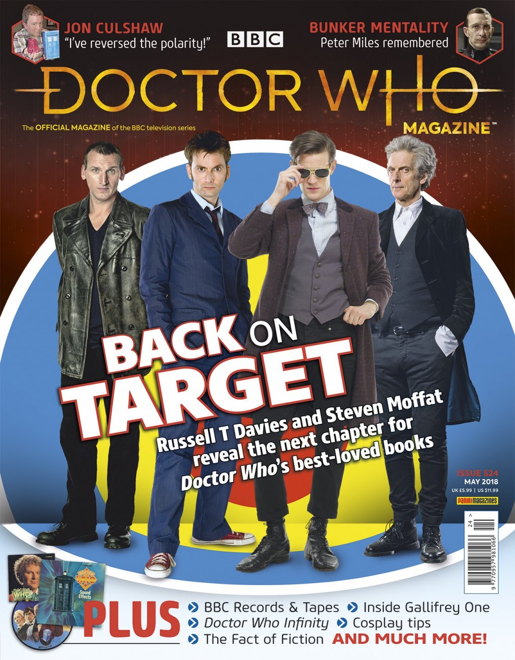 Doctor Who Mag 524